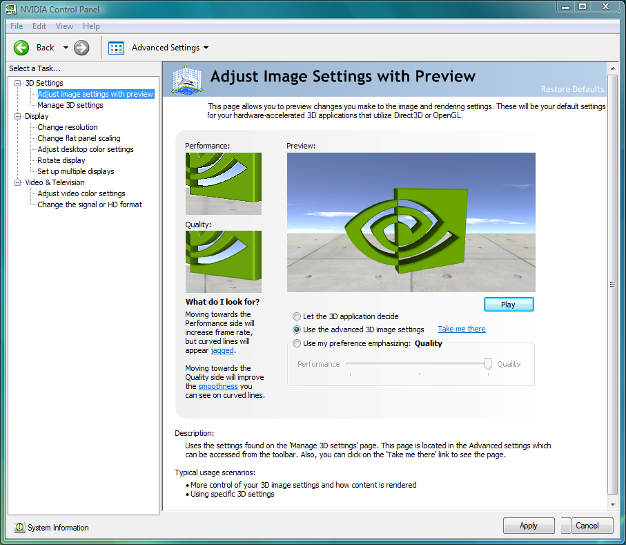nvidia opengl 4.3 driver download