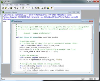 PC204 --- Interactive Development Environment for Windows