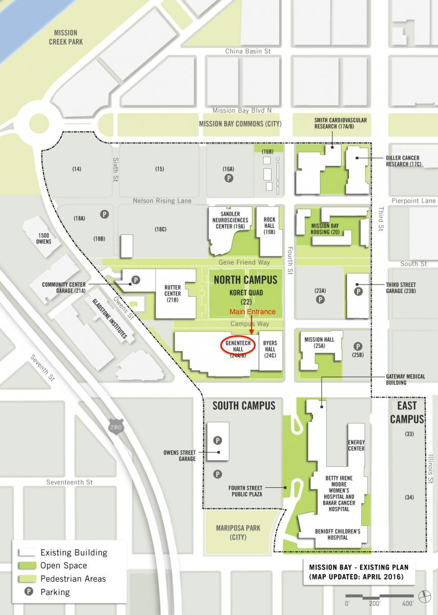 Information for rbvi visitors - Nearest garage to my current location ...
