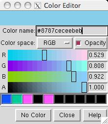 Color Editor